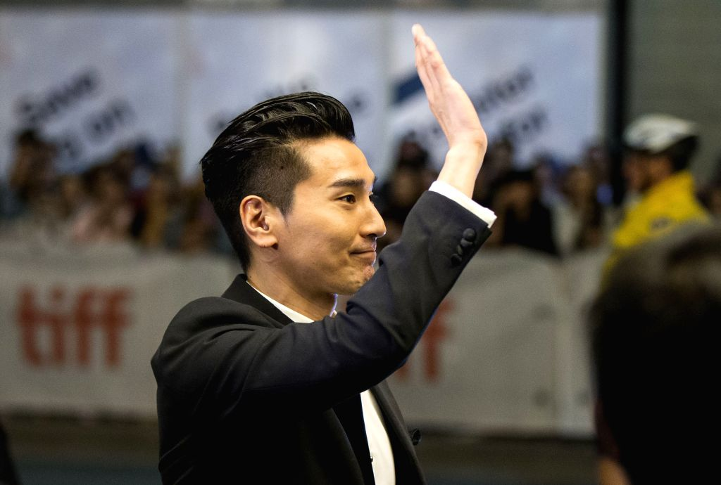 "TORONTO, Sept. 8, 2019 - Actor Mark Chao attends the North American premiere of the film ""Saturday Fiction"" at Winter Garden Theatre during the 2019 Toronto International Film Festival ... - Mark Chao"