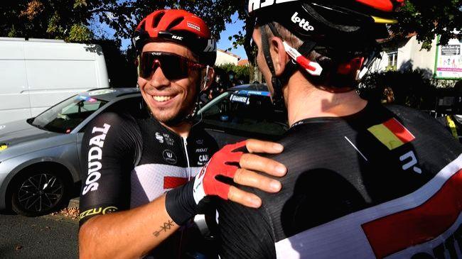 Tour de France: Caleb Ewan wins Stage 11.