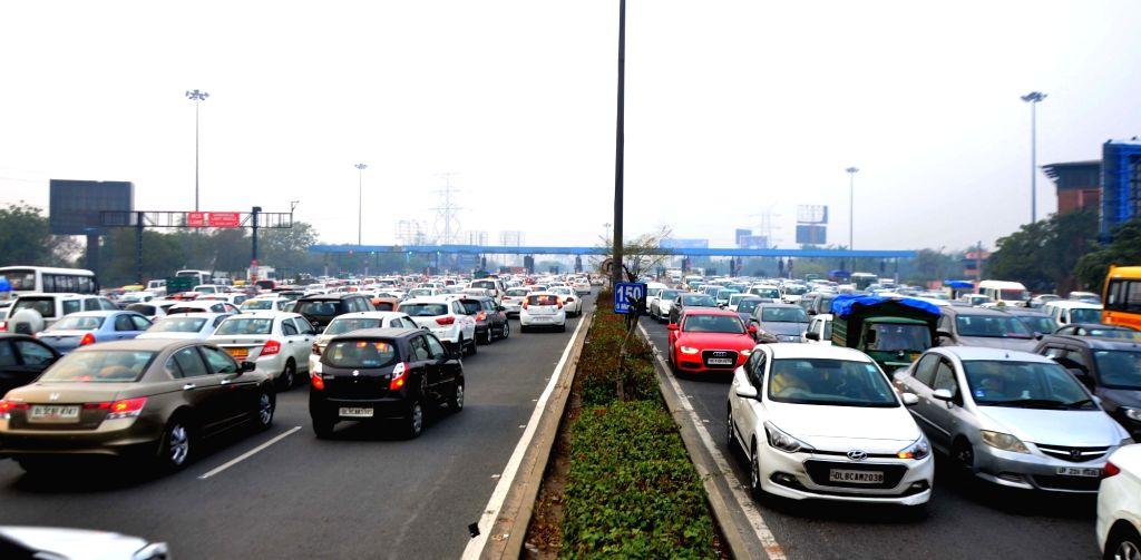 Traffic. (File Photo: IANS)