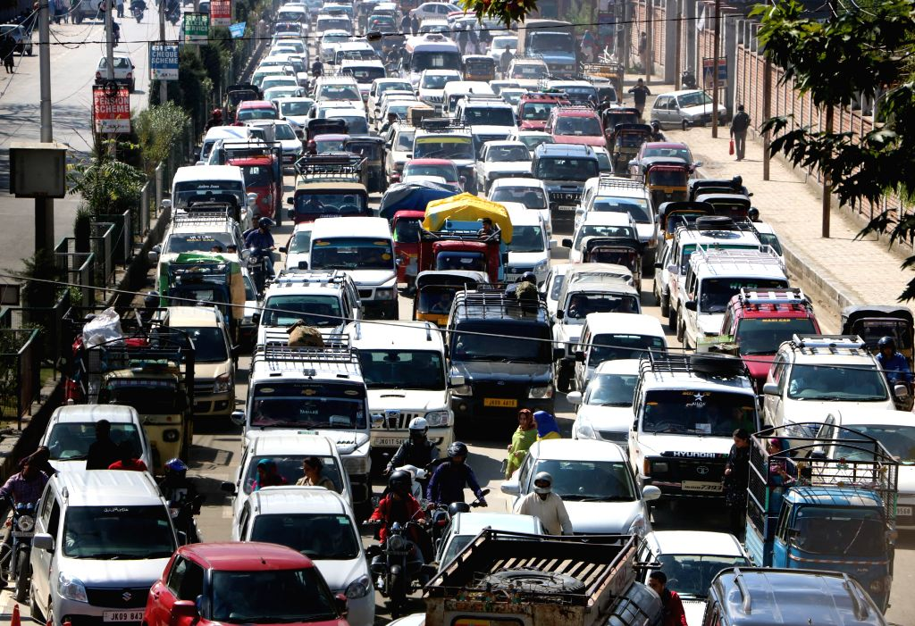 Traffic jam. (File Photo: IANS)