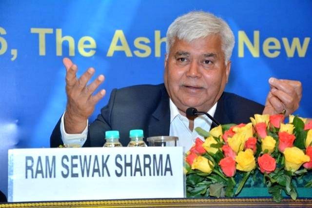 TRAI Chairman Ram Sewak Sharma. (File Photo: IANS) - Sewak Sharma