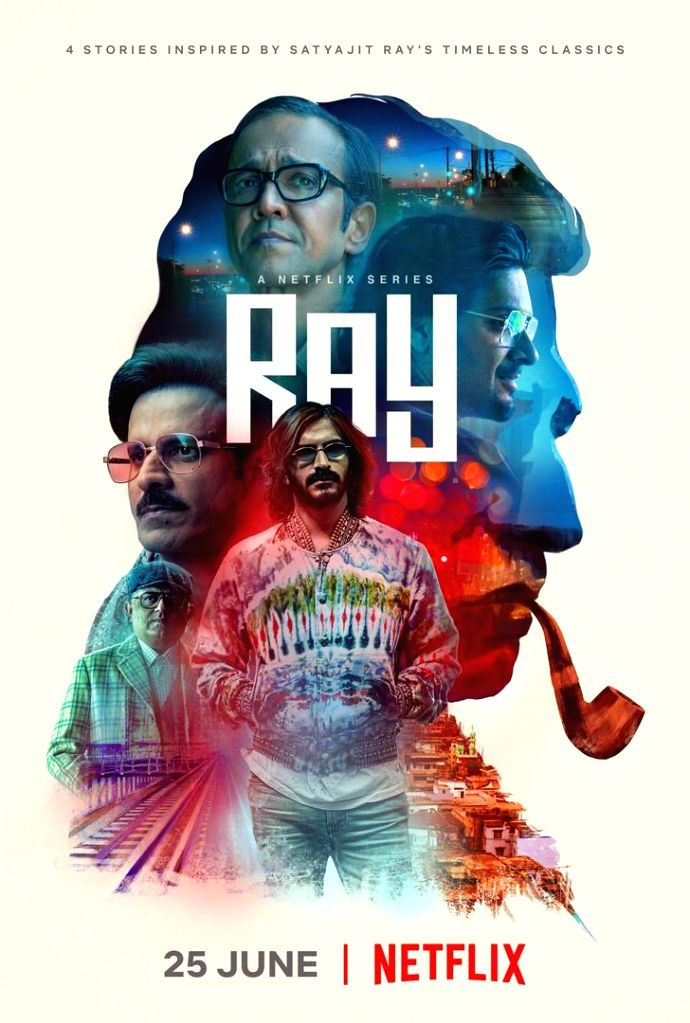 Trailer of anthology 'Ray' unveiled