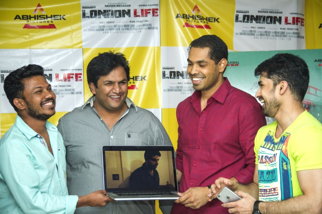 Trailer release of from Telugu film `London Life`