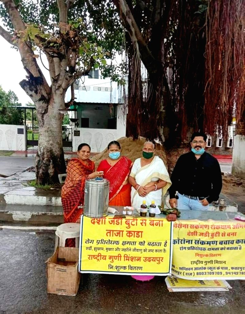 Tribal 'Doctors' of jungle world working round the clock to save lives in urban Udaipur