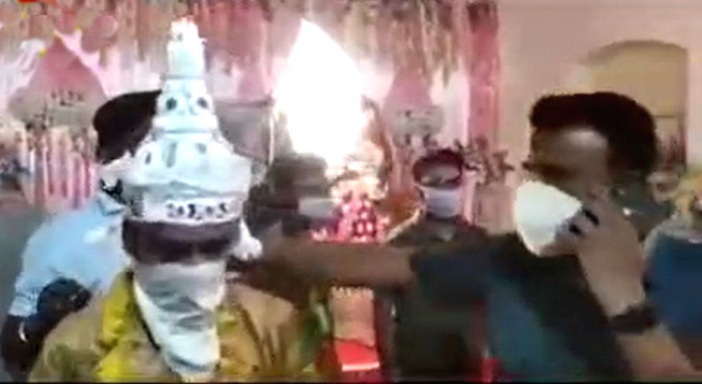Tripura officer shifted for 'high-handed' Covid curfew enforcement at marriages