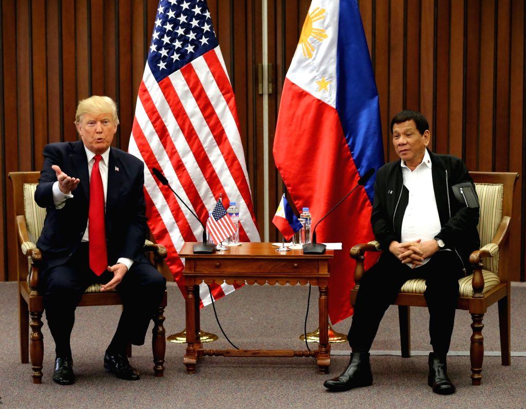 Trump, Duterte discuss cooperation in COVID-19 response
