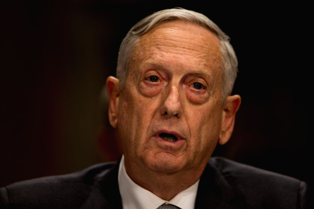 Trump tries to divide Americans: Ex-Defence Secy