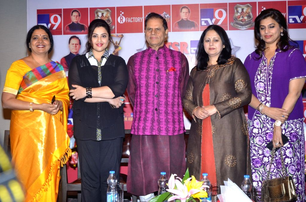TSR TV9 National Film Awards For 2015 - 2016 Press Meet in Hyderabad on  March 3, 2017.