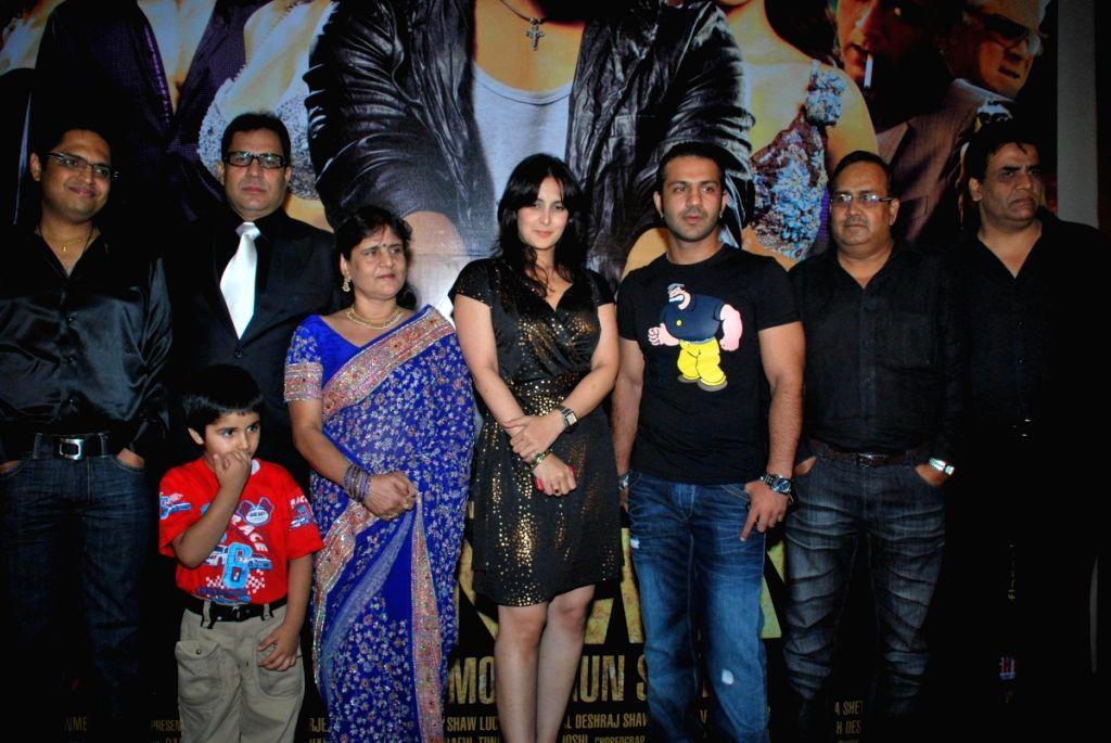 "Tulip Joshi at music launch of film ""Runway"" in Mumbai. - Joshi"