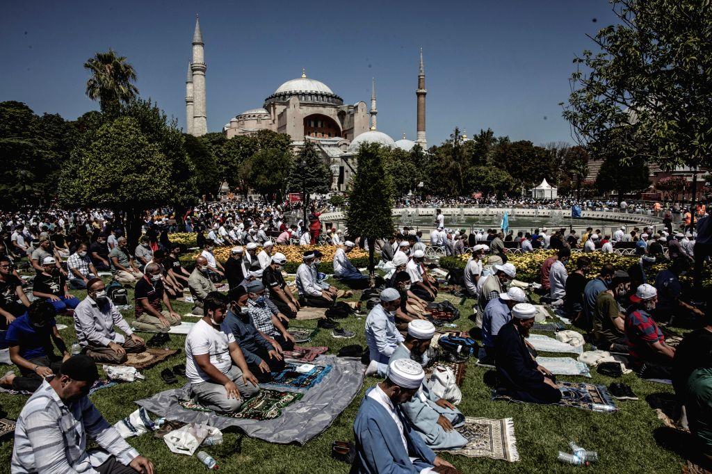 Turkey celebrates Eid al-Adha amid COVID-19 outbreak
