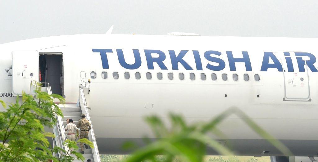 Turkish Airlines.