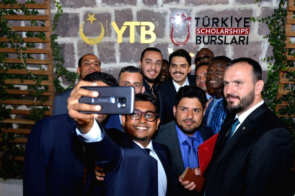 Turkiye Scholarships President YTB Abdullah Eren.T??rkiye Scholarships is a government-funded, competitive scholarship program, awarded to outstanding students and researchers to pursue full-time or ...