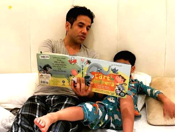 Tusshar Kapoor on his son: He has to do his own work. - Tusshar Kapoor