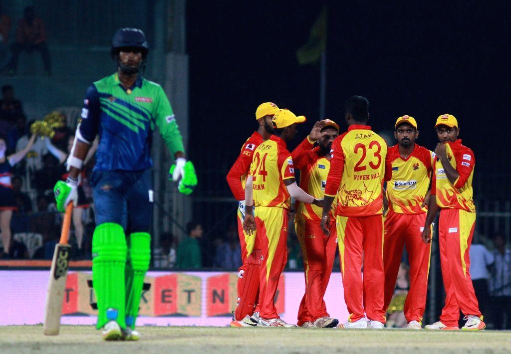 Chennai Tnpl Tuti Patriots Vs Dindigul Dragons