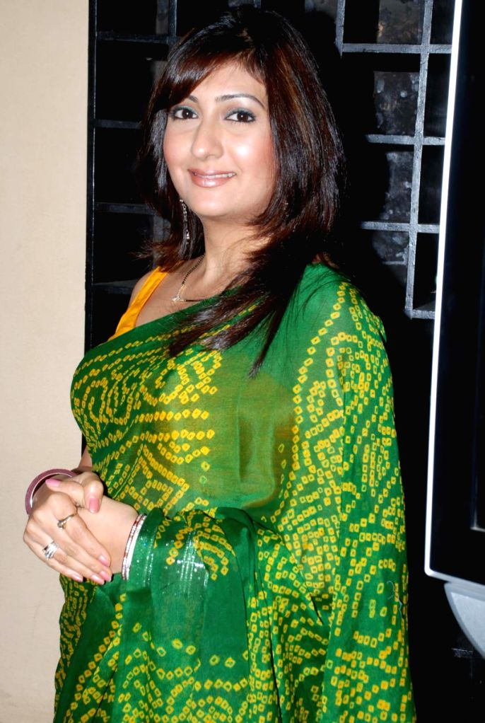 "TV actress Juhi Parmar at the party of a new reality series ""Hans Baliye Party"" on Star One. - Juhi Parmar"