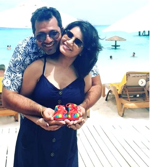 TV actress Priya Ahuja Rajda, who is happily married to Gujarati director Malav Rajda, is pregnant. Yes, the couple is expecting their first child and they are super-excited for the arrival of their ... - Priya Ahuja Rajda