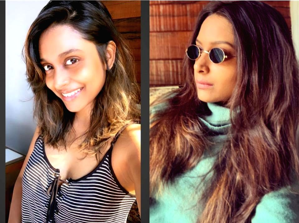 TV actress Rachanaa Parulkkar chops her hair short amid lockdown. - Rachanaa Parulkkar