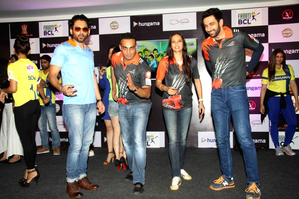 Frooti Box Cricket League