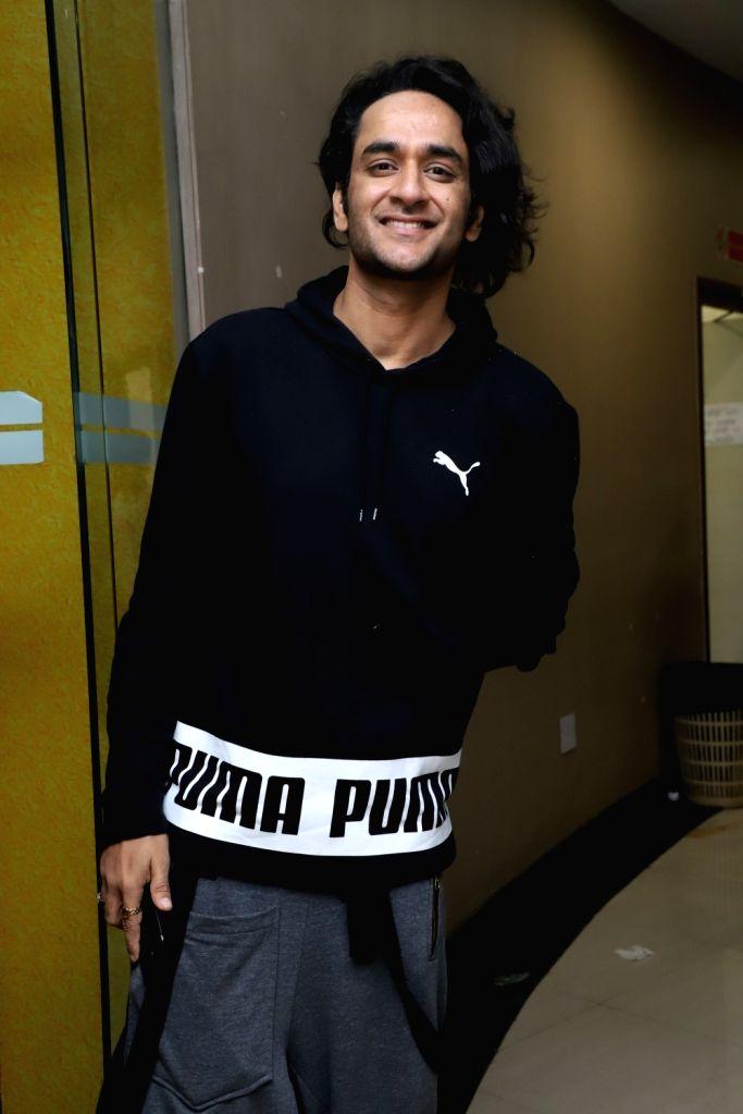 TV producer Vikas Gupta during a photoshoot of Box Cricket League (BCL) 2019, in Mumbai, on April 9, 2019. - Vikas Gupta