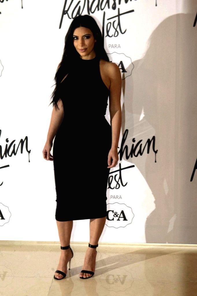 TV star Kim Kardashian. (File Photo: IANS) - Kim Kardashian