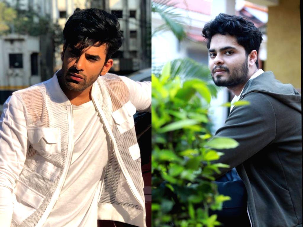 TV stars Paras Chhabra, Gaurav K. Sharma launch production house - Gaurav K. Sharma