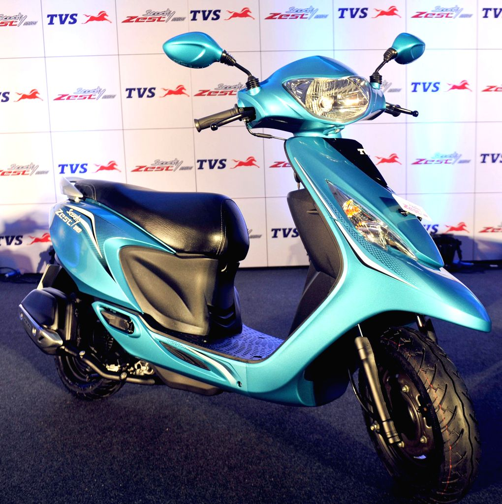 TVS Motor logs 22% sales growth in Oct