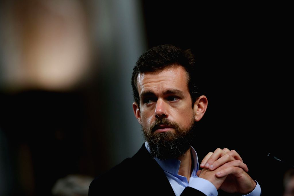Twitter CEO Jack Dorsey. (File Photo: IANS)