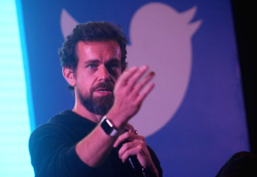 Twitter Co-founder and CEO Jack Dorsey. (Photo: IANS)