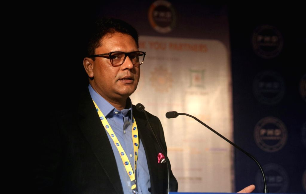 "Twitter Country Director Taranjeet Singh addresses at Chief Secretaries' Conclave on ""Role of States, for Making New India by 2022"" organised by PHD Chamber of Commerce and Industry ... - Taranjeet Singh"