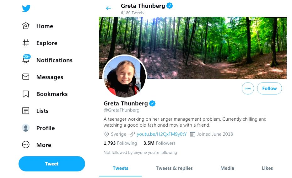 Two days after Swedish climate crisis activist Greta Thunberg was nominated Time magazine's 2019 'Person of the Year', US President Donald Trump waded into controversy by tweeting about the ...