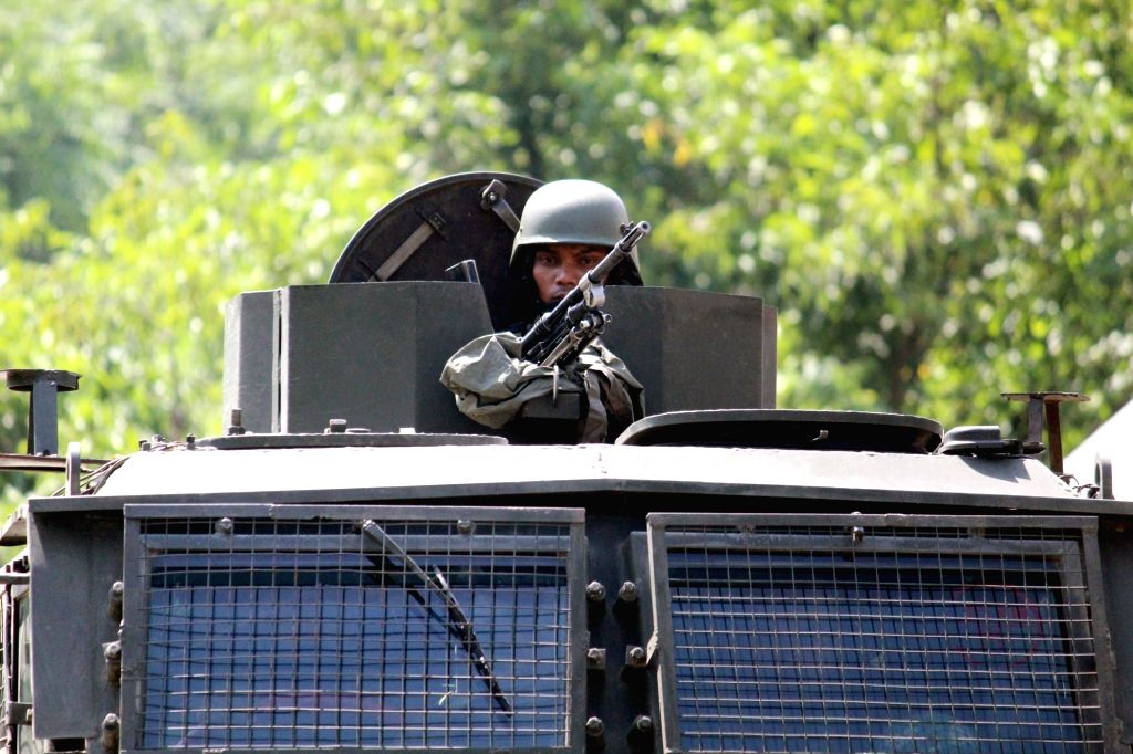 Two militants, five security men and a civilian were killed in the 48-hour-long gunfight that ended on Sunday in Jammu and Kashmir's Kupwara border district. (Photo: IANS)