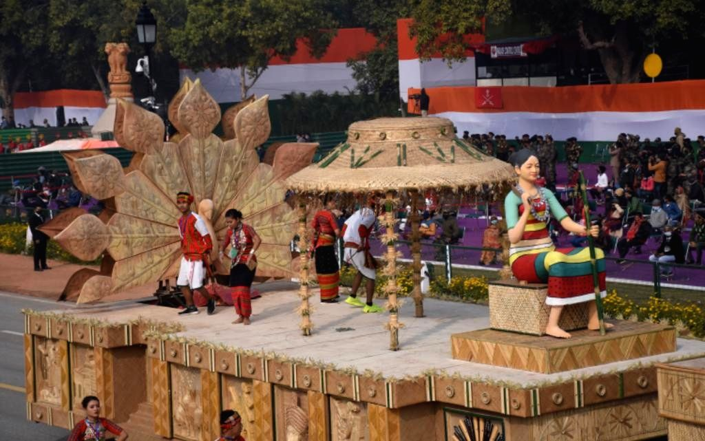 Two northeastern states - Arunachal Pradesh and Tripura - will showcase their traditions, famed customary talents, art and craft while Assam will demonstrate its tea, one of the backbones of Indian ...
