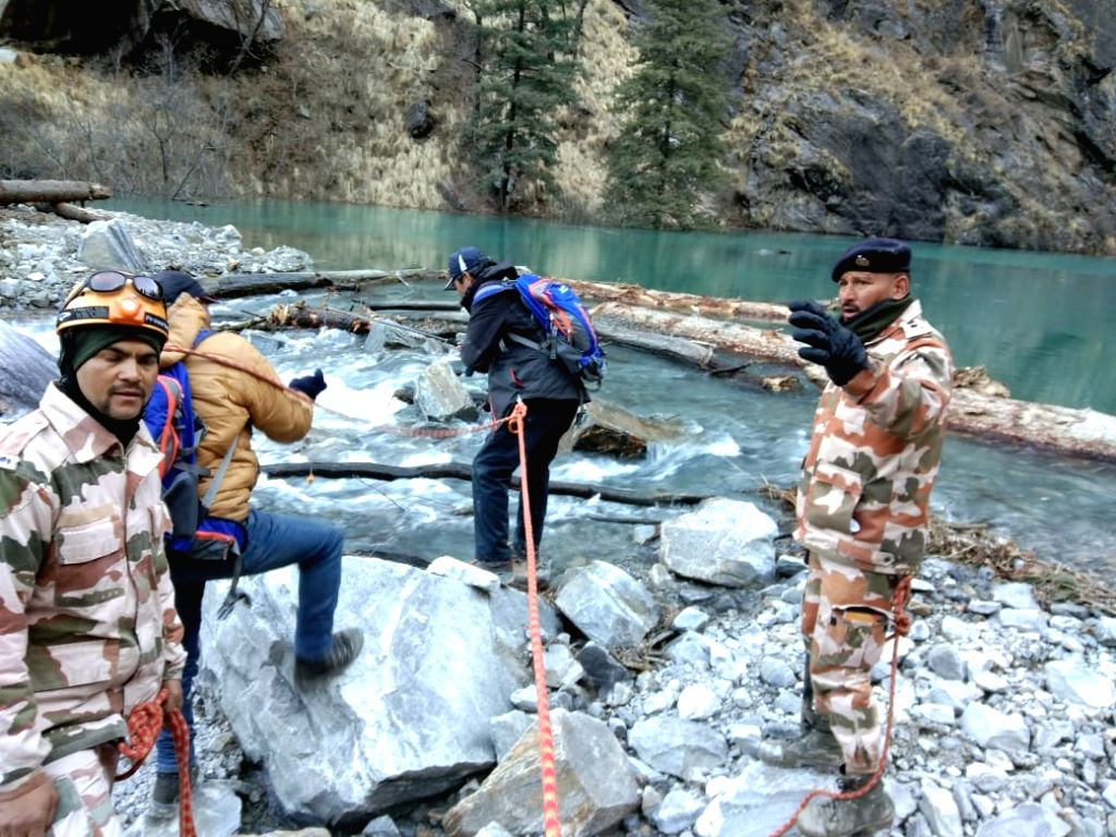 U'khand natural lake: ITBP, DRDO end inspection as 2 more teams arrive