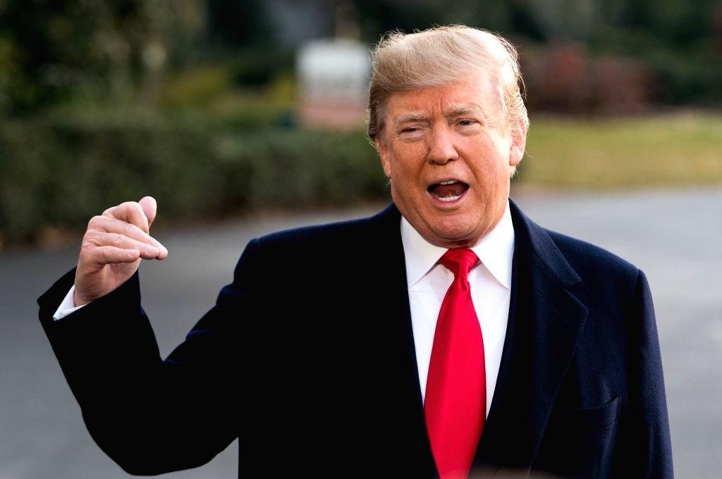 U.S. President Donald Trump. (File Photo: IANS/Xinhua)