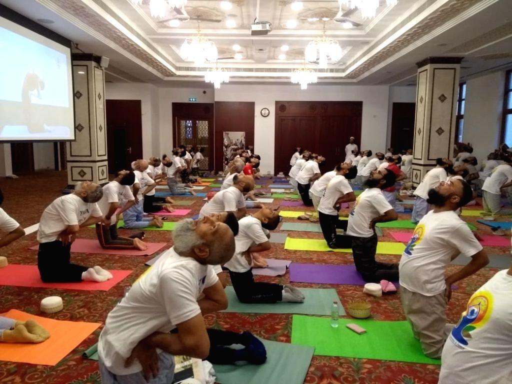 UAE residents go digital for International Day of Yoga