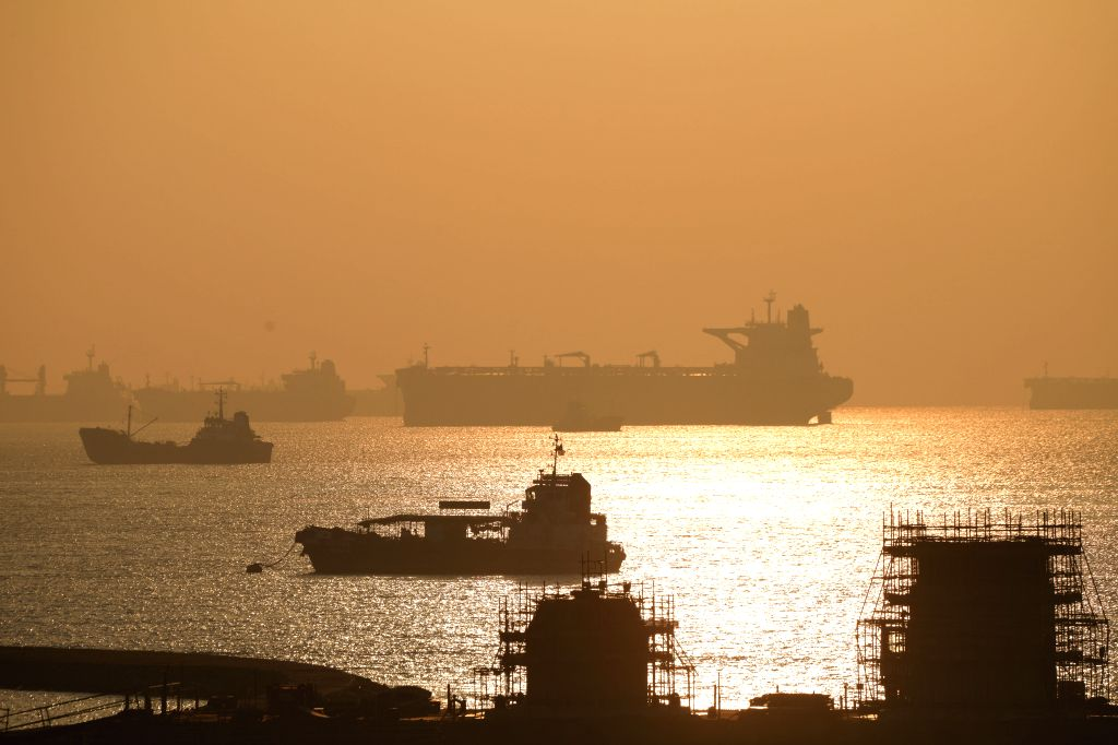 UAE says 4 ships subjected to 'sabotage' near its waters. (Xinhua/Then Chih Wey/IANS)