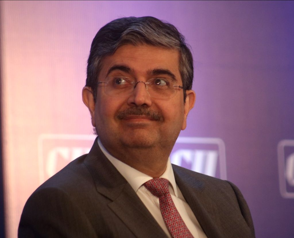 Uday Kotak. (Photo: IANS)