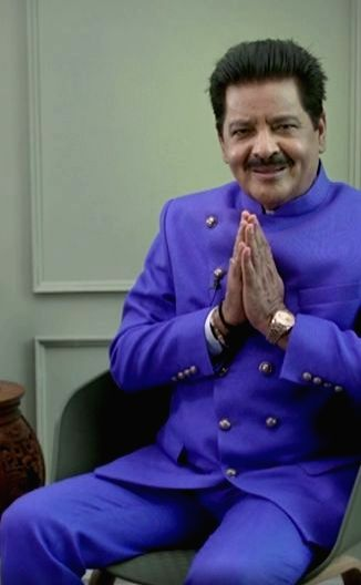 Udit Narayan launches YouTube channel to mark 40 yrs in Bollywood.