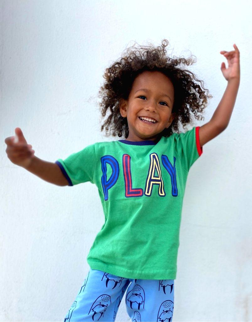 UK-based kidswear brand launches in India.(photo:IANSLIFE)