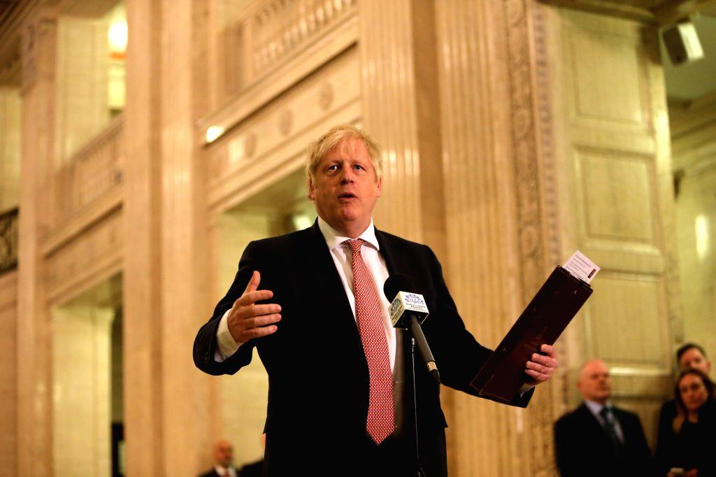 UK govt will apply 'maximum caution' when lifting lockdown