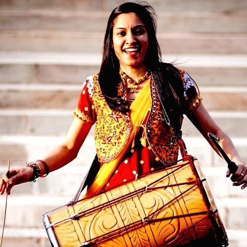 UK's first female dhol player Parv Kaur wants Deepika, Taapsee or Anushka to play her in biopic - Parv Kaur