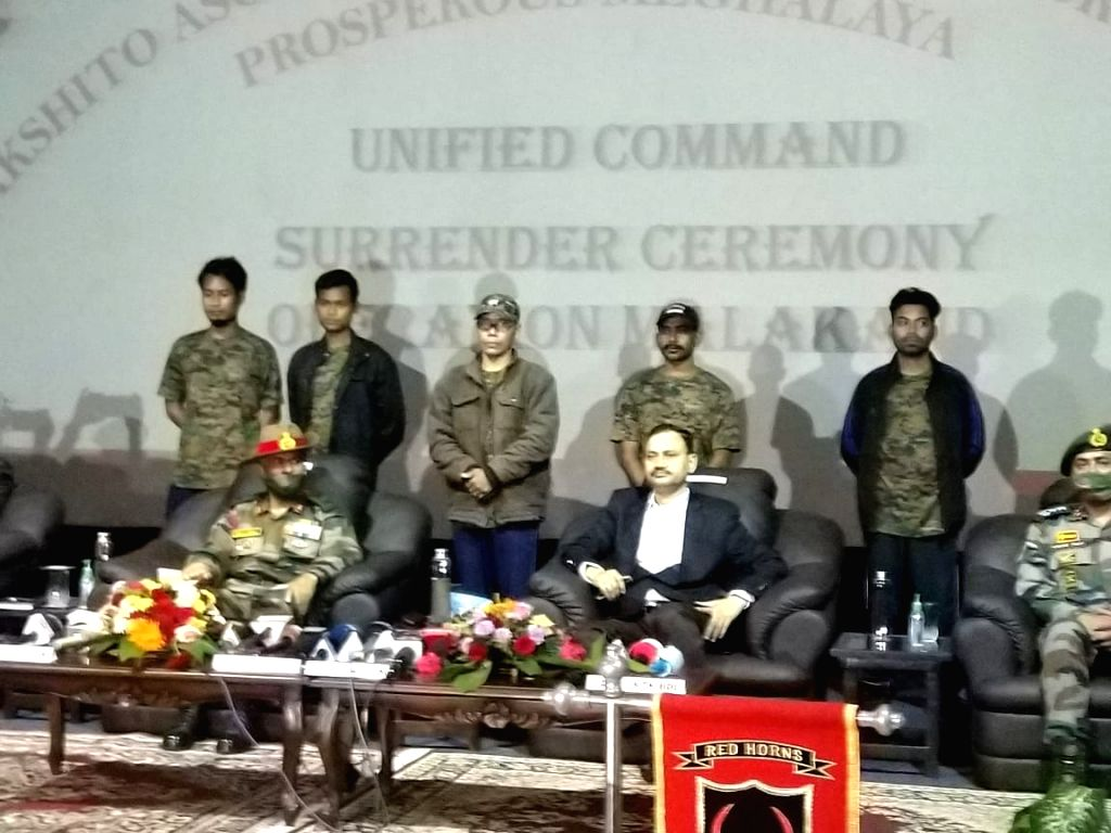 ULFA cadres' surrender to facilitate peace in NE: Army, police.