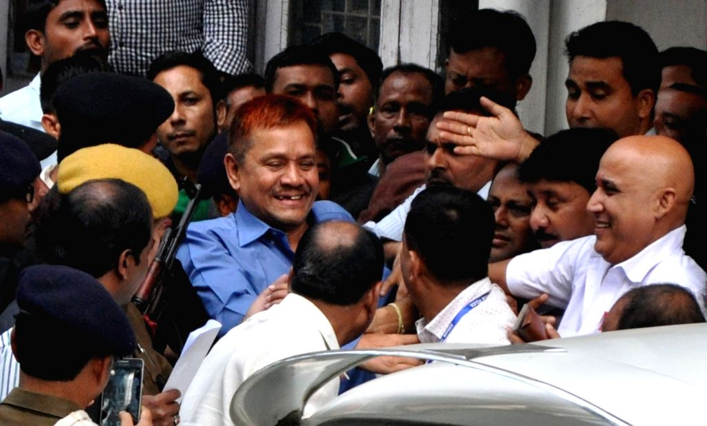 ULFA founder Anup Chetia who was arrested in Bangladesh in 1997 and had been languishing in different Bangladeshi jails since then at the court of Chief Judicial Magistrate (CJM) of Kamrup ...