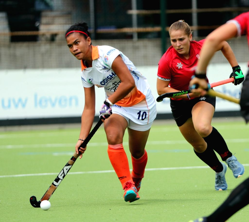 Ultimate dream is to make it to senior hockey team, says Suman.