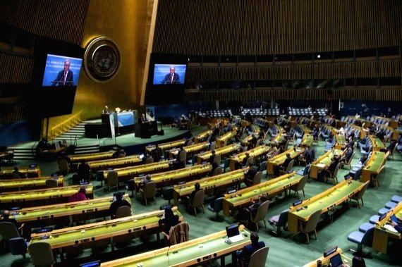 UN advisory board urges solidarity to prevent Covid