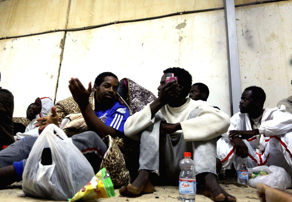 UN calls for probe into migrants' killing in Libya