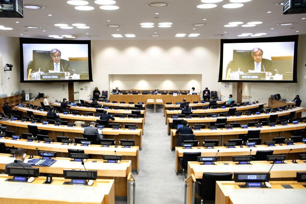 UN calls for restraint following Iranian scientist's assassination