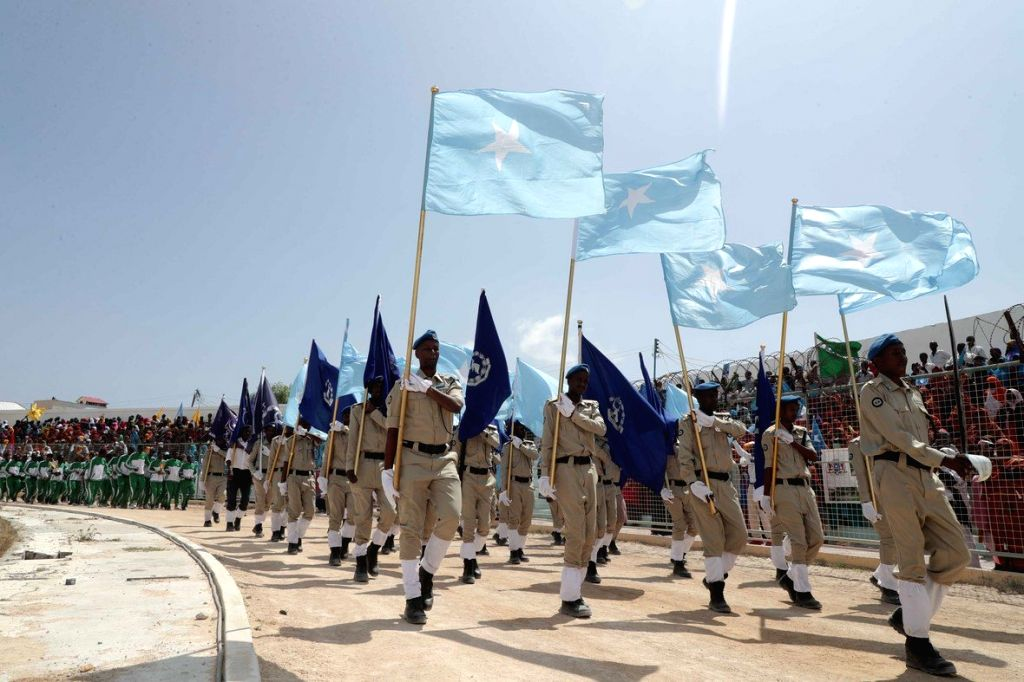 UN envoy calls for preserving political consensus in Somalia.