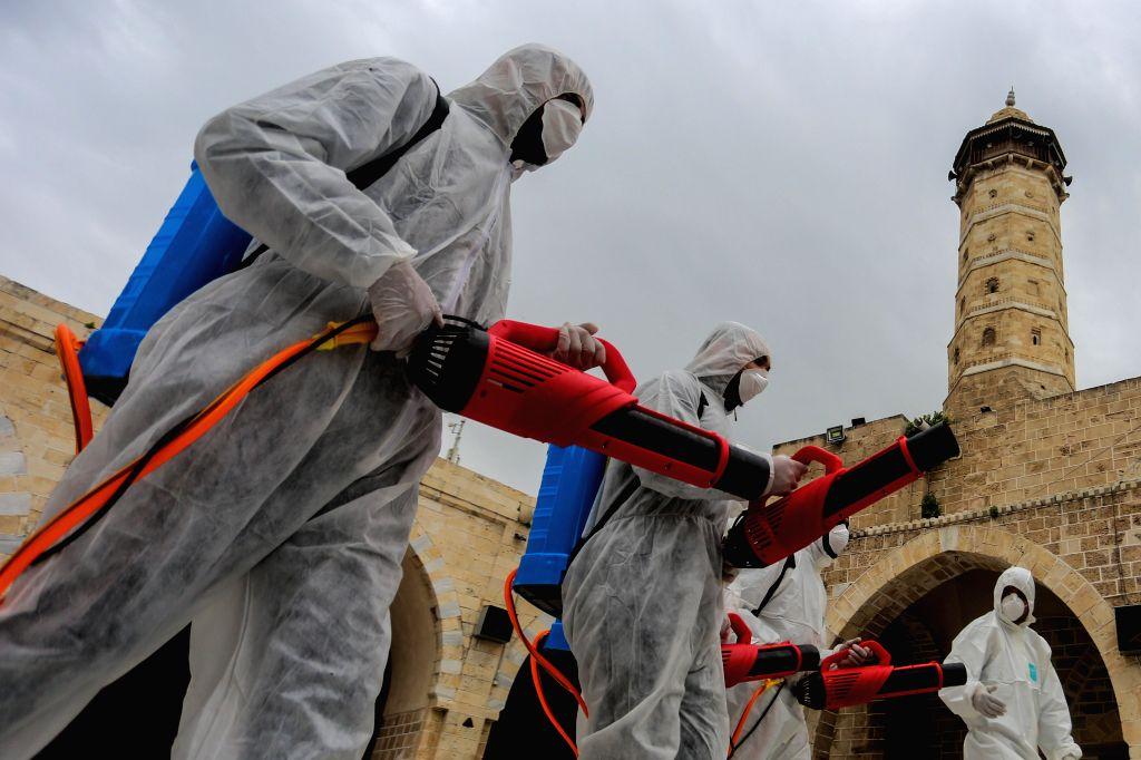 UN official warns of COVID-19 spread in Gaza Strip