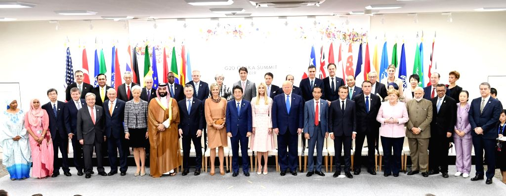 UN research shows G20 nations lagging in climate action. (Photo: IANS/PIB)